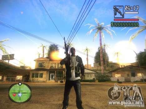 New ENBSEries 2011 v3 para GTA San Andreas sexta pantalla