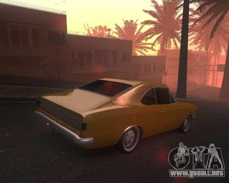 Chevrolet Opala Gran Luxo para GTA San Andreas left