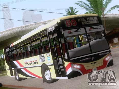 Metalpar Iguazu MT-15 para GTA San Andreas left