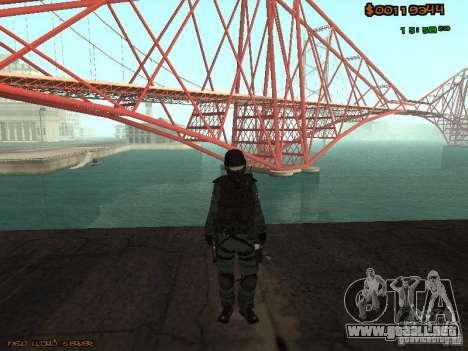 Sheriff Departament Skins Pack para GTA San Andreas sexta pantalla