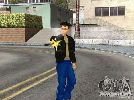 Gopnik pieles para GTA San Andreas