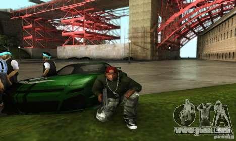 iPrend ENBSeries v1.3 Final para GTA San Andreas sexta pantalla