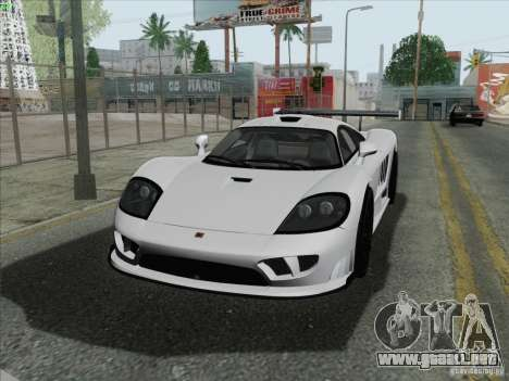Saleen S7 Twin Turbo Competition Custom para GTA San Andreas