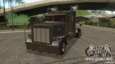 Fantasma del GTA IV para GTA San Andreas