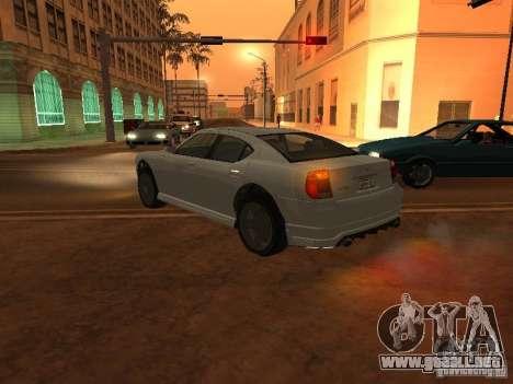 GTA 4 TBoGT de Buffalo para GTA San Andreas left