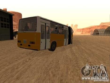 IKARUS 280.46 para la visión correcta GTA San Andreas