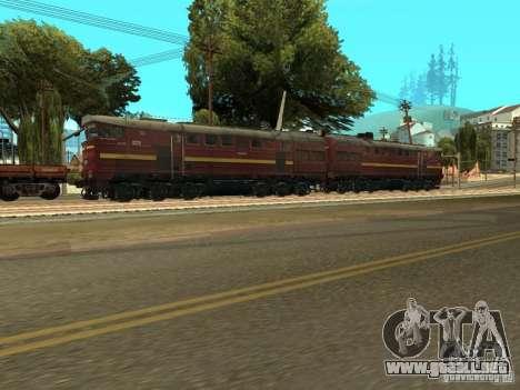 2te10u-0211 para la visión correcta GTA San Andreas