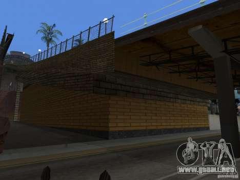 Playa nueva textura v2.0 para GTA San Andreas novena de pantalla