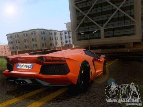 Realistic Graphics HD 5.0 Final para GTA San Andreas tercera pantalla