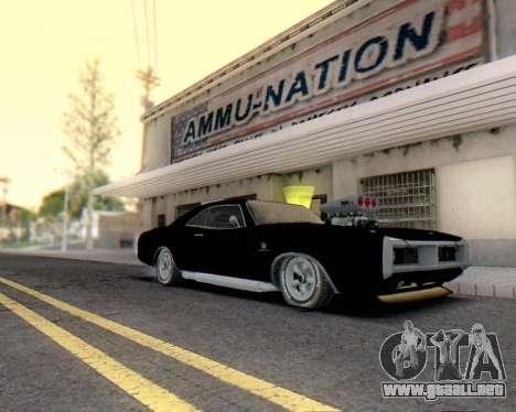 Real World ENBSeries v5.0 Final para GTA San Andreas sexta pantalla