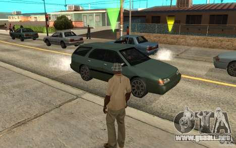 Protección para Cj para GTA San Andreas segunda pantalla
