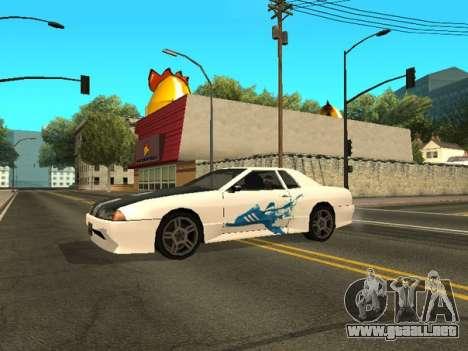 Vinilo para Elegy para GTA San Andreas