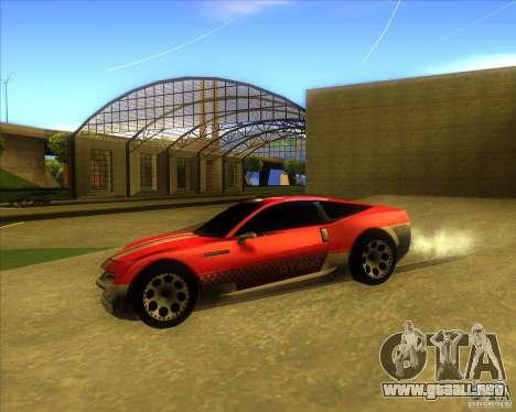 Exage para la visión correcta GTA San Andreas