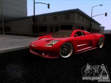 Chrysler ME Four-Twelve para GTA San Andreas left