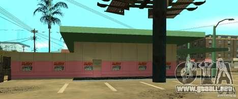 Nueva tienda de la WWE para GTA San Andreas tercera pantalla