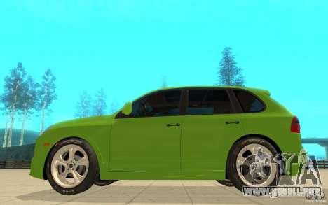 Wild Upgraded Your Cars (v1.0.0) para GTA San Andreas octavo de pantalla