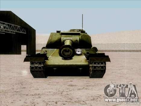 T-34 para la visión correcta GTA San Andreas