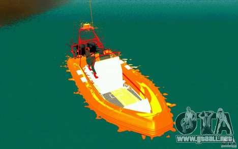 Inferno orange para GTA San Andreas
