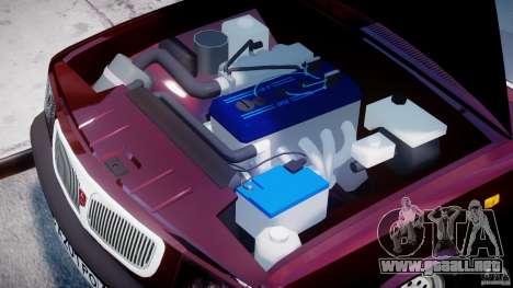 GAZ 3110 Volga para GTA 4 visión correcta