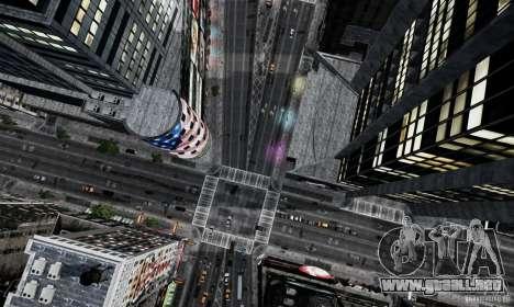 ENB Rage of Reality v 4.0 para GTA 4 segundos de pantalla