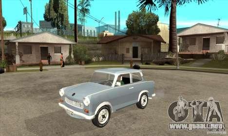 Trabant 601 Custom para GTA San Andreas