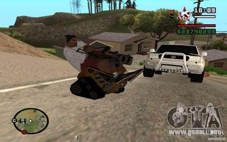 Valle para GTA San Andreas left