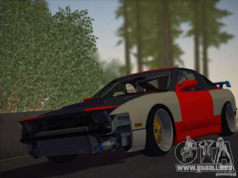 Nissan RPS13 Drift Korch para GTA San Andreas left