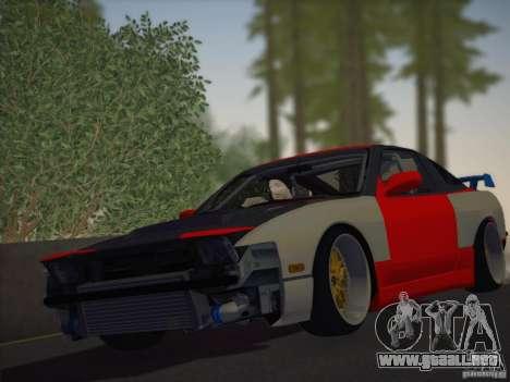 Nissan RPS13 Drift Korch para GTA San Andreas left