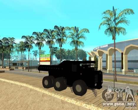 Dumper para la visión correcta GTA San Andreas
