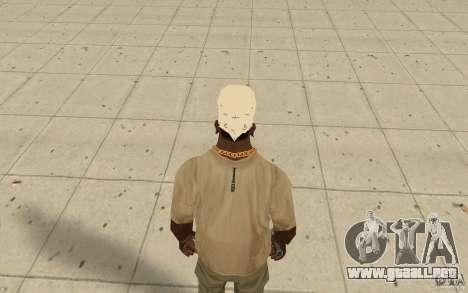 Bandana dreamcast para GTA San Andreas tercera pantalla