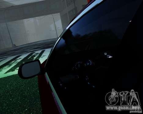 Honda Accord Tuning by Type-S para GTA 4 visión correcta