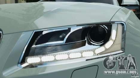 Audi S5 v1.0 para GTA 4 ruedas