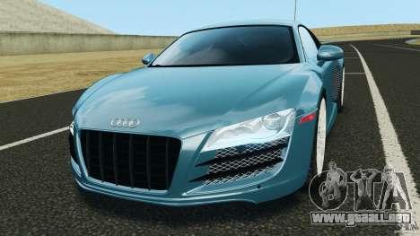 Audi R8 5.2 Stock Final para GTA 4