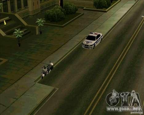 Priparkovanyj transporte v1.0 para GTA San Andreas