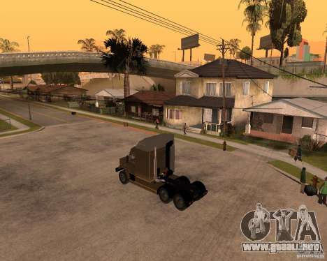 SuperZiL v. 2.0 para GTA San Andreas left