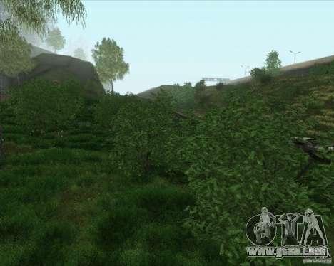 Project Oblivion 2010 HQ SA:MP Edition para GTA San Andreas séptima pantalla