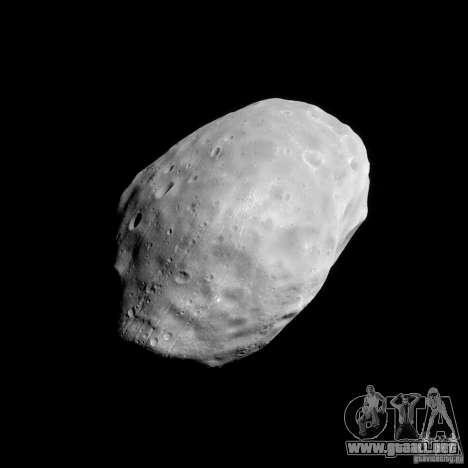 Luna: Phobos para GTA San Andreas segunda pantalla