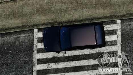 VAZ 2109 deriva Turbo para GTA 4 visión correcta