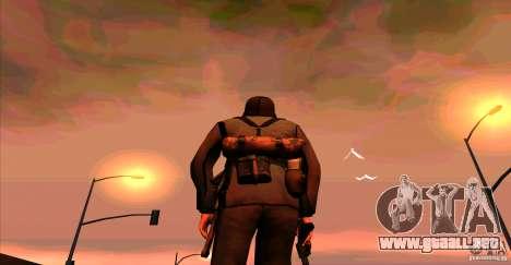 Soldados de la Wehrmacht para GTA San Andreas tercera pantalla