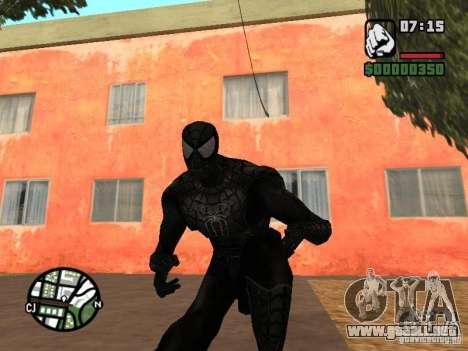 Enemigo del hombre araña en la reflexión para GTA San Andreas