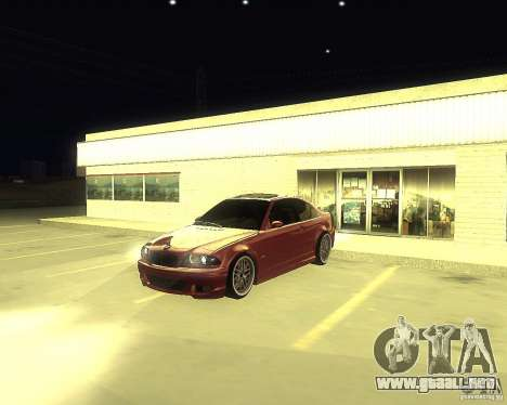 BMW 330 Ci para GTA San Andreas