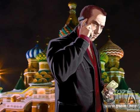 Pantalla de arranque de Rusia en América para GTA 4 séptima pantalla