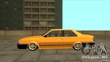 Volkswagen Santana GLS para GTA San Andreas left