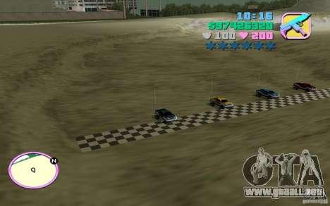 RC Bandit LCS para GTA Vice City sucesivamente de pantalla