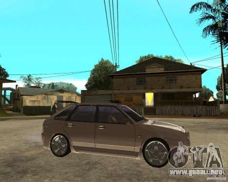 LiquiMoly Vaz 21093 para la visión correcta GTA San Andreas