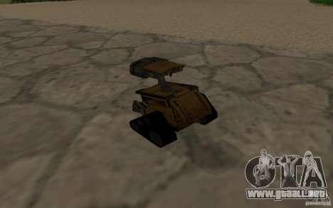 Valle para la visión correcta GTA San Andreas