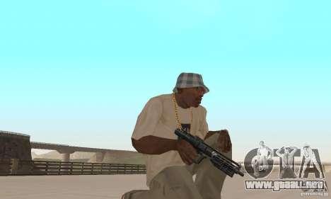 Pack armas de Star Wars para GTA San Andreas undécima de pantalla