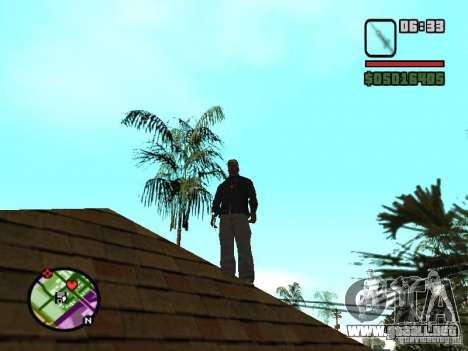 Jeringa para GTA San Andreas segunda pantalla