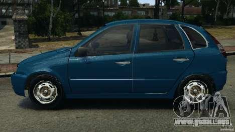 Vaz-1119 Kalina para GTA 4 left