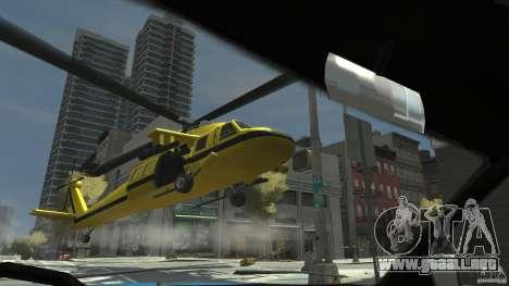 Yellow Annihilator para GTA 4 visión correcta